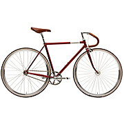 Creme Vinyl Doppio Fixed Gear Bike 2014